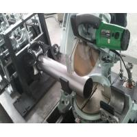Wholesale Circular / Square Pipe Roll Forming Machine , 444mm Coil Width Tube Roll Forming Machine from china suppliers