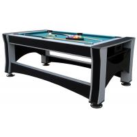 Wholesale Deluxe 7FT  Multi Function Game Table Flip 3 In 1 Game Table  Billiards For Club from china suppliers