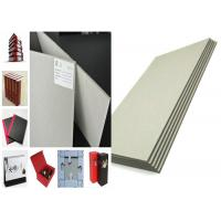 Wholesale Environment Wast Paper Pulp Grey board Carton Gris for Calendar /PhotoFrame /Puzzle from china suppliers