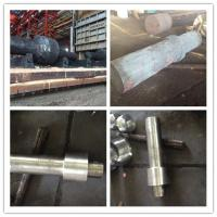 Wholesale Alloy Steel Pinion Forged Steel Shaft 40CrNiMo For Industrial Equipment from china suppliers