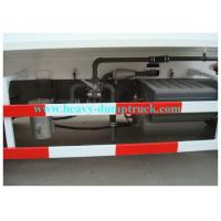 Wholesale CCC Sinotruk 9CBM water tank truck , Water Tank Vehicle transportation  Euro 4 from china suppliers