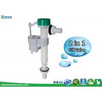 "Wholesale Two Way Bottom Entry Fill Valve With Pom Plastic Inlet Shanks G1/2"" Heavy Duty Design from china suppliers"
