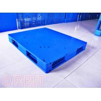 Wholesale 4 Way Entry Heavy Duty Nestable Reusable Plastic Pallets For Multi - Use from china suppliers