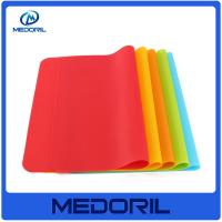 Wholesale Hot selling high quality silicone mat with custom printing logo from china suppliers