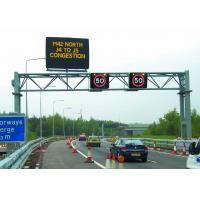Wholesale Long Life White Color Fame 1R1W Single Chip Led Traffic Display Sign 900.5 * 600.5 * 69mm from china suppliers