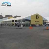 Wholesale Temporary Outdoor Wedding Tent , Large Party Tent Wedding Canopy from china suppliers
