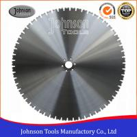 Quality Heavy Reinforced Concrete / Bridge Cutting Diamond Blades Inner Hole 25.4mm 50mm 60mm for sale