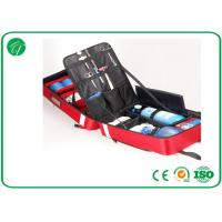 Wholesale Customize PVC Coated Nylon Bag Medical First Aid Kits For Illness / Injury Care from china suppliers