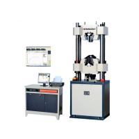 Computer Rubber Universal Strength Testing Machine 1000KN With Servo Motor / PC Display