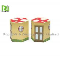 Wholesale Customized Unique Cardboard Stool Foldable Corrugated Cardboard Furniture from china suppliers