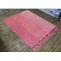 Wholesale Environmentally Dyeing Personalised Adult Blanket Portable For Picnic from china suppliers