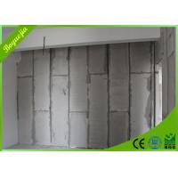 Wholesale Energy Saving Prefab Villas Fireproof EPS Concrete Sandwich Wall Board from china suppliers