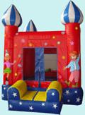 Wholesale Kids Outdoor Small Inflatable Sports Games Commercial Bouncer For Amusement Park from china suppliers