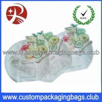 Wholesale Plastic Face Mask Custom Packaging Bag / Heat Sealed Aluminum Foiled Plastic Face Mask Bag from china suppliers
