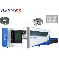 Wholesale 2kw Laser Hans Laser GS Famous Metal Sheet Fiber Laser Cutting Machine from china suppliers