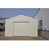 Wholesale Prefabricated Metal Car Sheds / Car Parking Shed With Light Weight from china suppliers