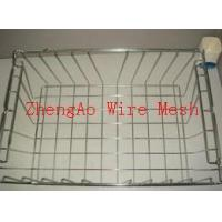 Buy cheap cleaning basket wire mesh cleaning basket from wholesalers