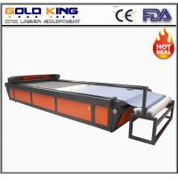Wholesale Lowest cost fabric auto feeding laser cutter 2000*3000mm for sale from china suppliers