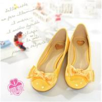 Wholesale POOL SIDE Department ~ cotton candy sweet candy ribbon bow baby shoes from china suppliers