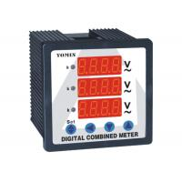 Wholesale 3P3W Combination Digital Ammeter & Combination Reading For 3 Voltage Meter from china suppliers