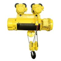 China Lifting Construction Electric Wire Rope Hoists on sale