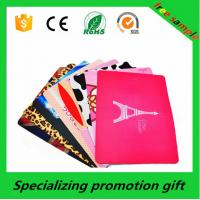 Wholesale Silicone / Rubber / EVA Computer Gaming Mouse Pad With Sublimation Printing from china suppliers