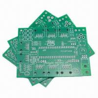 Wholesale Double-sided PCB, FR-4, High TG, 2 Layers, Lead-free HASL, 1.6mm Thickness from china suppliers