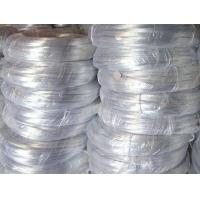 Roll Type Low Carton Steel Electro-Galvanized Wire BWG 3.05  2.77  2.41 mm
