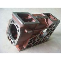 Wholesale Red & Black Casting Iron Diesel Engine Cylinder Block For Construction Machinery Engine from china suppliers