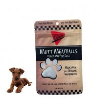Wholesale Custom Pet Food Packaging Bag / Dog Food Pouches Zipper Moisture Proof from china suppliers