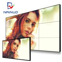 Wholesale 46 Inch Wall Mounted HD Video Wall Advertising OEM / ODM Available from china suppliers