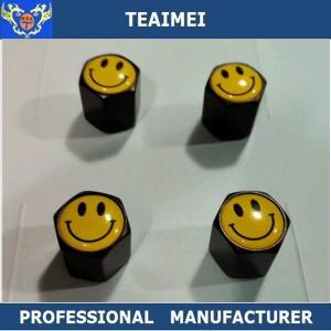 Wholesale Emblem Custom Tire Valve Stem Caps Car Alloy Wheel Center Logo Inner Tube from china suppliers