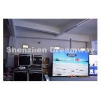 Quality P 3.91 SMD2121 Indoor LED Video Wall Display with UL / CE / CB Certified Power for sale