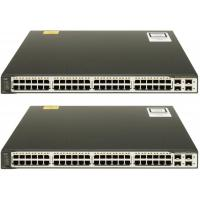 Wholesale 100Mbps Fast Network Switch Layer 3 Core Switch WS-C3750V2-48TS-E from china suppliers