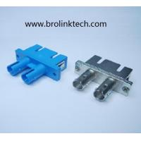 Wholesale SC-ST Duplex Type Adapter from china suppliers
