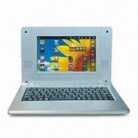 """Wholesale 7"""" Netbook with TFT 260K Color LCD, with Two USB Ports and 1 Network Port from china suppliers"""