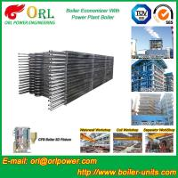 Wholesale Condensing CFB Boiler Economizer Coil / Economiser In Power Plant power plant economizer from china suppliers