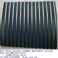 Wholesale Stainless steel easy cleaning vee wire sieve screen grain drying screen from china suppliers
