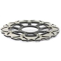 Wholesale High Strength Custom Motorcycle Brake Rotors For Racing Bike Parts from china suppliers