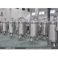 Wholesale Muilty bag stainless steel filter housing for petrochemical industry from china suppliers