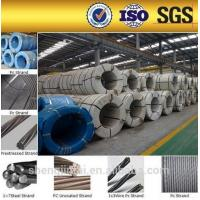 Wholesale 12.7mm prestressed concrete steel strand/metal building material/construction and real estate from china suppliers