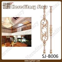 Wholesale Die-Casting Aluminum Baluster for Villa (SJ-B006) from china suppliers