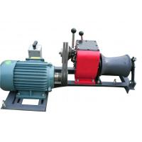Wholesale 1 Ton Cable Winch Puller Machine With 220 or 380 Volt Electric Engine from china suppliers