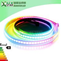 Wholesale APA107 RGB Pixel Digital LED Strip Lights China factory, APA102 upgraded type Addressable replace APA102 LED pixel from china suppliers