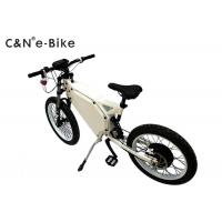 Wholesale Rockshox Front Fork Ebike 5000W Stealth Bomber Electric Bike 2017 New Design from china suppliers