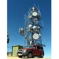 Wholesale Microwave communication steel tower FROM MEGATRO COMPANY OF CHINA from china suppliers