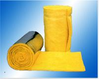Buy cheap Fiber glass wool blanket  heat insulation from wholesalers
