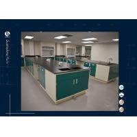 Wholesale Laboratory Island Bench For College / Physics Laboratory Furniture from china suppliers