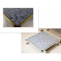 Wholesale Assorted Anti Static PVC Flooring without Sides , Cement infill steel raised floor from china suppliers