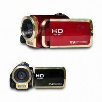 Wholesale 12-megapixel Digital Video Camera with 2.4-inch LCD Display from china suppliers